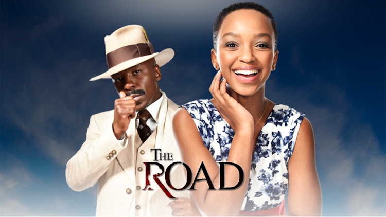 Nandi Madida in The Road