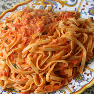 Pasta Fettuccine Sauces Recipes.