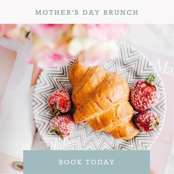 Mother's Day Brunch - Mother's Day Template