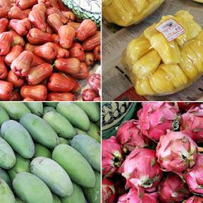 トロピカルフルーツの食べ放題が楽しめるマレーシア・ジョホール州デサルのデサル・フルーツ・ファーム