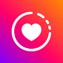 Best Likes for Insta Photo Maker icon