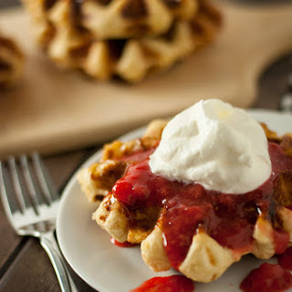 Low Calorie Belgian Waffles Recipes
