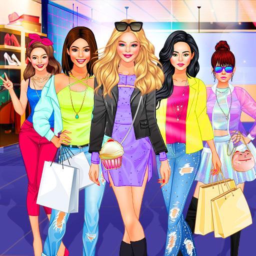 Girl Squad Fashion - BFF Fashionista Dress Up Icon