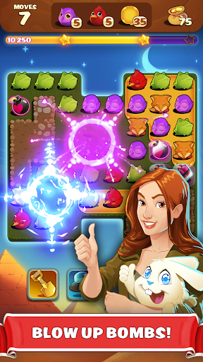 Link: Blast Puzzle Game 0.62.3.4 screenshots 1