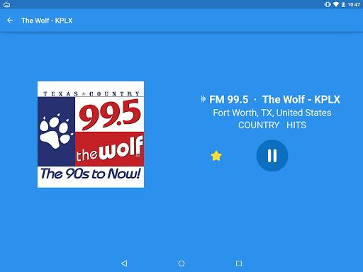 Simple Radio - Free Live FM AM  screenshots 10