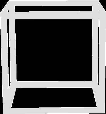 clearglasswhiteoutline