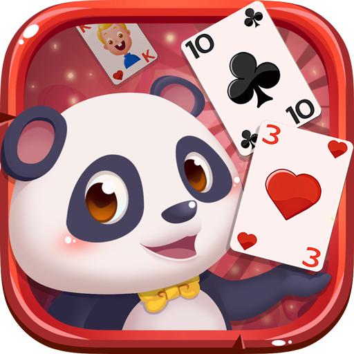Panda Solitaire K (game)