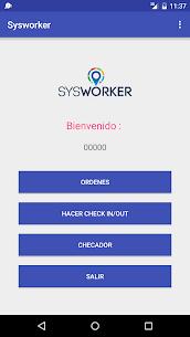 Sysworker 17.9 Download APK Mod 2