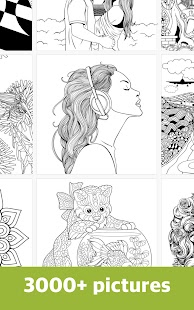 ColorColor - Free Coloring Book for Adults - Android Apps on ...