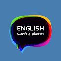 Common English phrases & words icon
