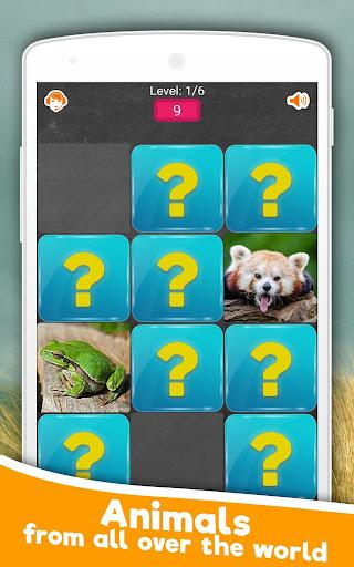 Memory Game: Animals 6.0 screenshots 4