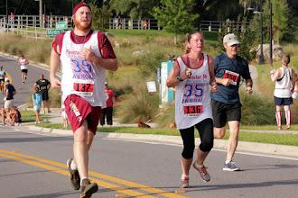 Photo: 137 Kip Mapstone, 136 Becky Mapstone, 350