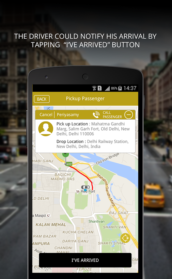 HailMyTaxi-Driver- screenshot