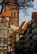 Photo: das alte Hannover