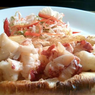 Cole's Greenwich Village Lobster Roll.