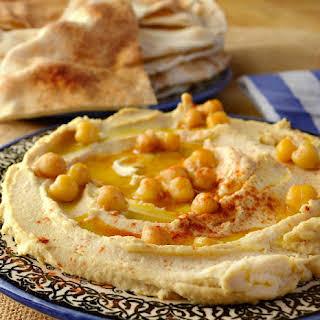 Hummus (The Real Kind).