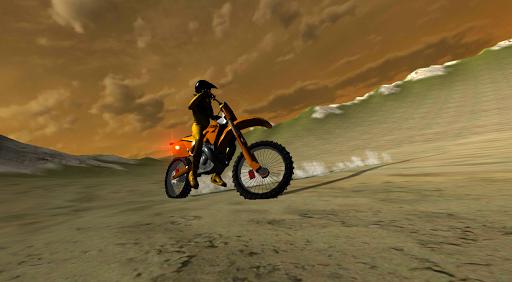Motocross Country Simulator