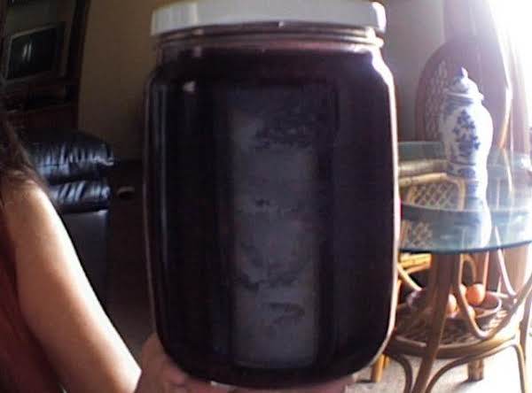 Homemade Blackberry Syrup Recipe