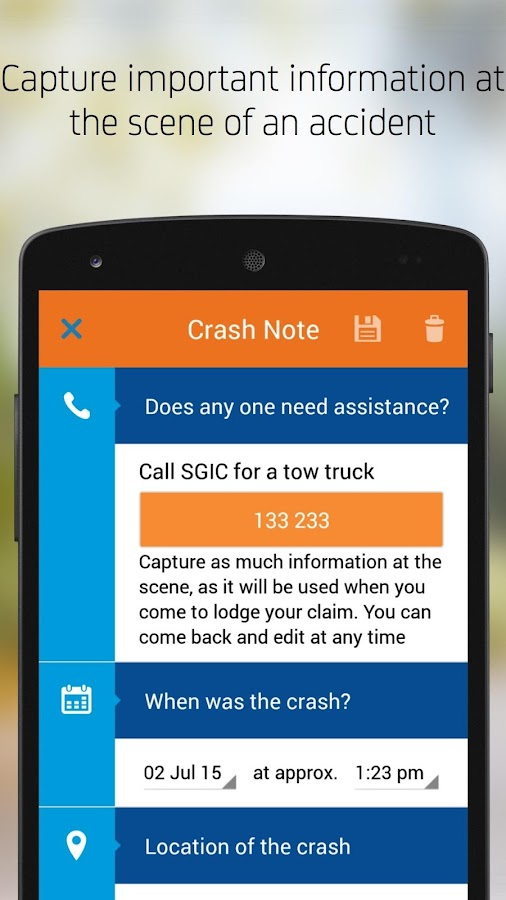 SGIC: Car & Contents Insurance- screenshot