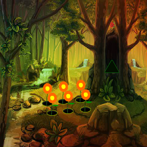 Hill Forest Escape screenshot 0