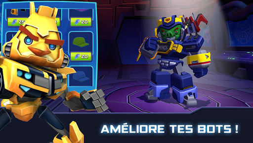 Angry Birds Transformers  captures d'u00e9cran 2