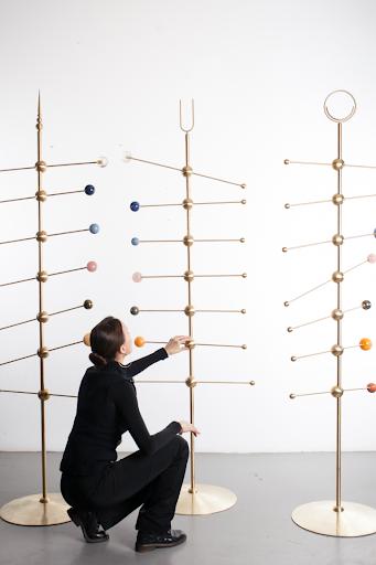 Janet Vollebregt, Totem 01, 02, 03, Tuning Fork, Sun/Moon + Antenna