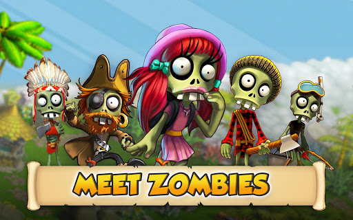 Zombie Castaways apkdebit screenshots 5