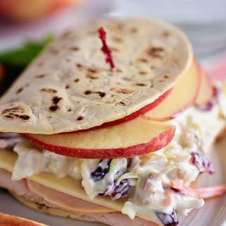 Turkey Apple & Cheddar Sandwich Recipe