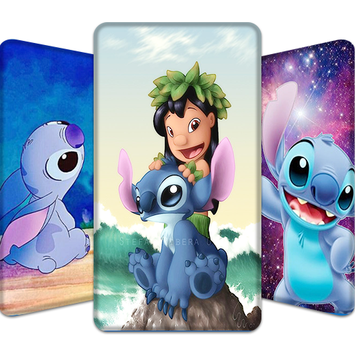 Lilo And Stitch Wallpapers HD 4K App Apk Free Download For Android PC Windows