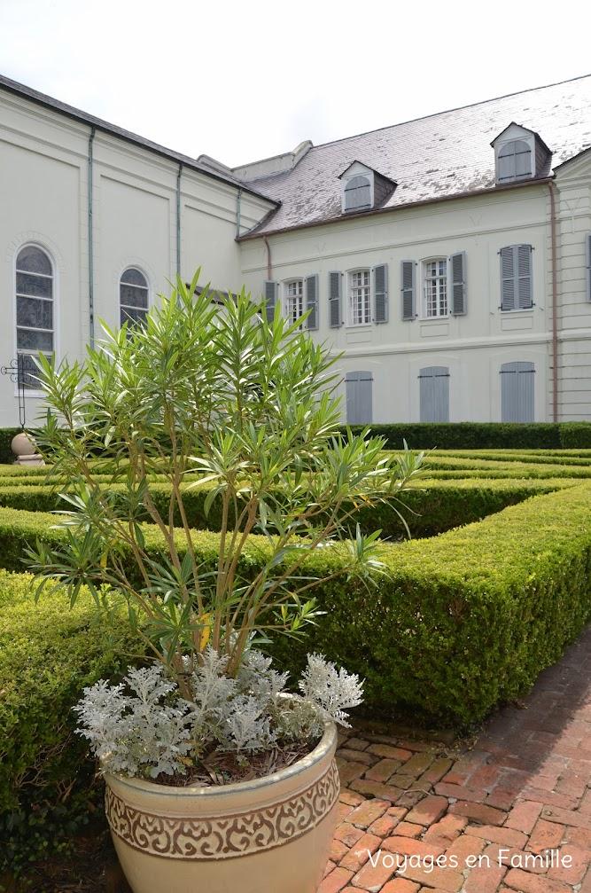 Old ursulines convent