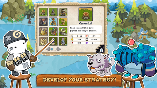 Defend The Tower: Castle Defence Element 1.0.6 {cheat|hack|gameplay|apk mod|resources generator} 5