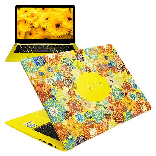 Máy tính xách tay/ Laptop Avita Liber U14-70181500 (NS14A2VN068P) (i5-8250U) (Flowers on Yellow)