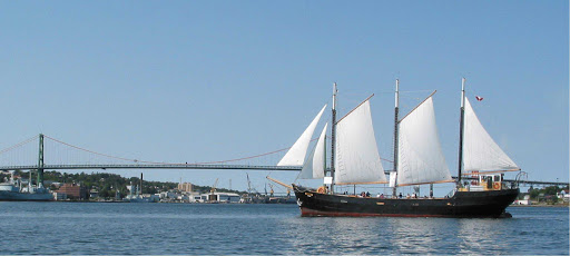 halifax-tall-ship-silva.jpg -  Tall Ship Silva, a schooner based in Halifax harbour, Nova Scotia. Take it out for a spin.