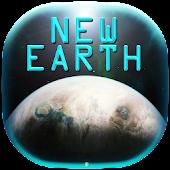 New Earth CM Launcher Theme