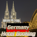 Germany Hotel Booking icon