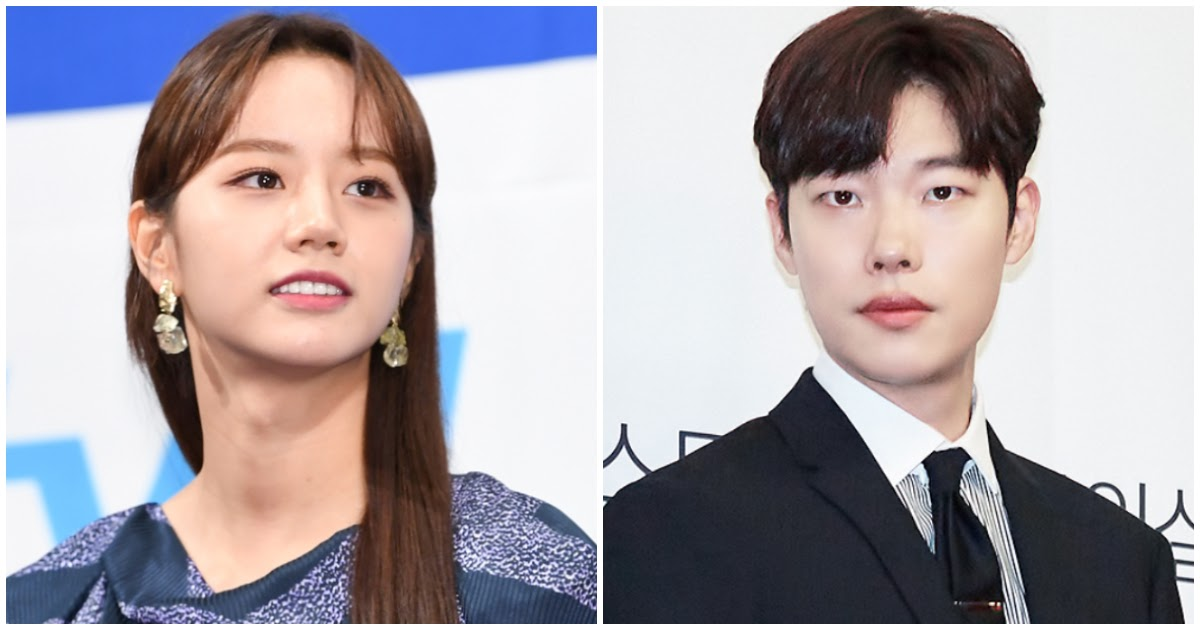 Hyeri Updates Fans on Her Relationship with Ryu Jun Yeol - Koreaboo