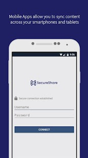 SecureShare- screenshot thumbnail