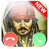 call from jack-sparrow prank