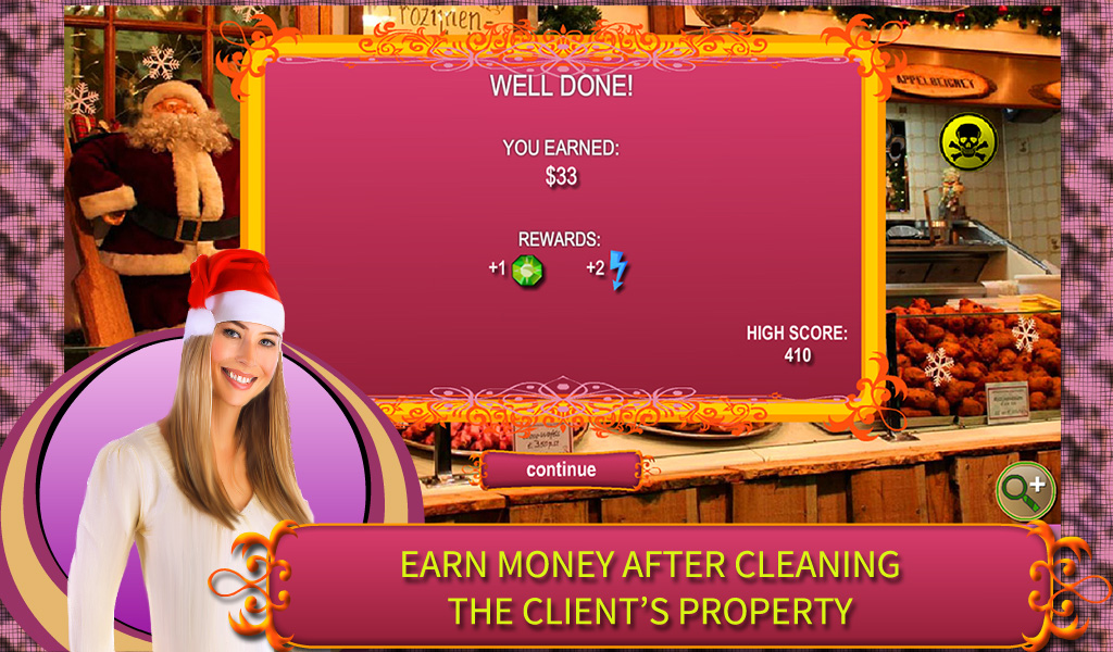 Hidden Object Emma's Holidays- screenshot