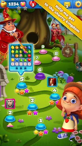 Fruit Land match 3 for VK apkdebit screenshots 12