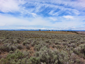 Photo: Day 4 Leaving Madras for Prineville