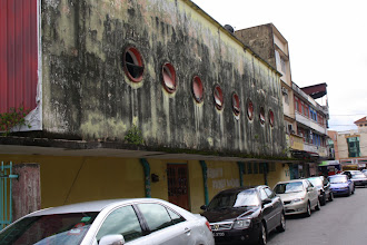 Photo: Year 2 Day 112 - Interesting Building in Taiping