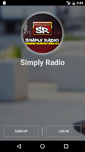 Simply Radio- screenshot thumbnail