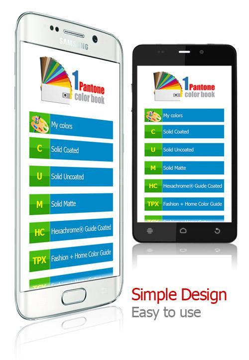 1 Pantone Color Book Pro APK 5.1 Download - Free Productivity APK ...