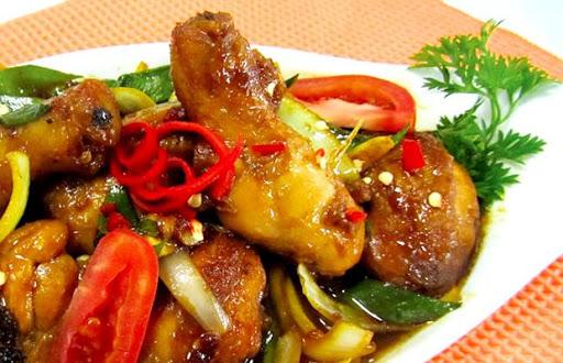 Aneka Masakan Ayam