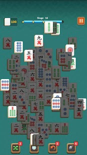 Mahjong Match Puzzle Screenshot