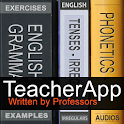 Grammar & Phonetics - English icon