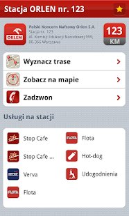 ORLEN Mobile 2.0- screenshot thumbnail