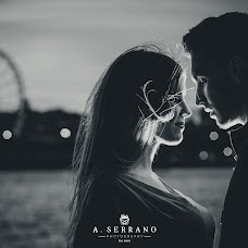 Wedding photographer Aserrano Photography (aserranophotogr). Photo of 30.05.2016