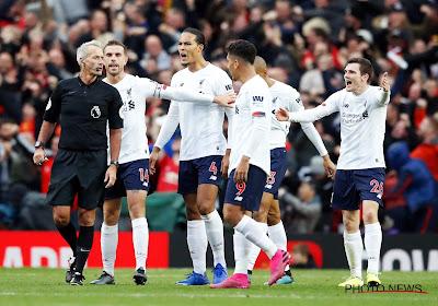 Liverpool perd ses premiers points de la saison à Manchester United